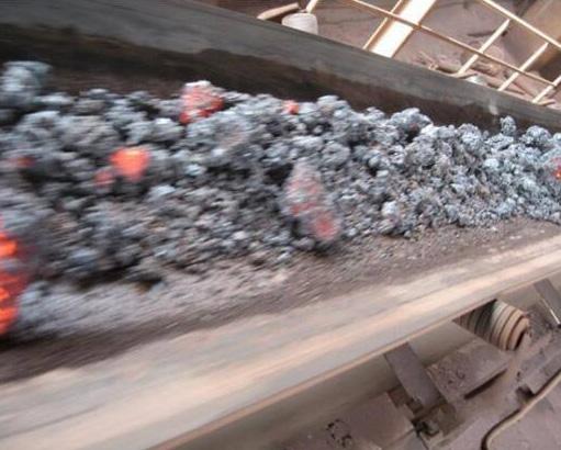 钢厂耐热输送带